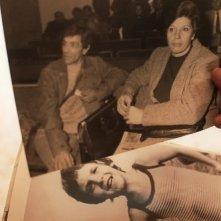 Angelo Licheri e Franca Rampi in un'immagine tratta dal documentario L'angelo di Alfredo, dedicato alla tragedia Vermicino