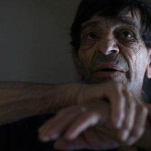 Angelo Licheri, un'immagine tratta dal documentario L'angelo di Alfredo a lui dedicato