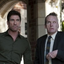 Dylan McDermott in American Horror Story (ep. Murder House, prima stagione) con Denis O'Hare