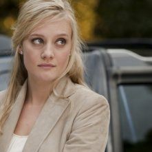 One Day, Romola Garai in una scena del film