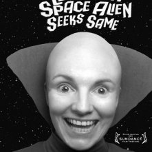Codependent Lesbian Space Alien Seeks Same: la locandina del film