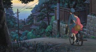 Dalla collina dei papaveri: un'immagine tratta dal film di Goro Miyazaki