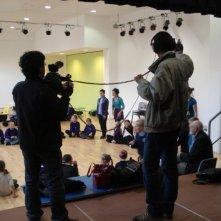 Dudamel: Let the Children Play, un'immagine dal set del documentario