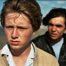 Noordzee, Texas: Jelle Florizoone e Mathias Vergels in una scena del film