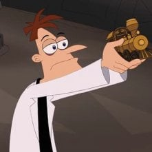 Phineas e Ferb The Movie - Nella seconda dimensione:una scena del film