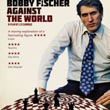Bobby Fischer against the world: la locandina del film