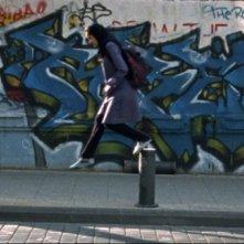 Circumstance: Nikohl Boosheri e Sarah Kazemy in una suggestiva immagine del film
