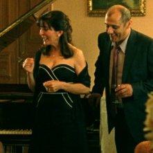 Circumstance: Sarah Kazemy in una scena del film insieme a Nasrin Pakkho e Soheil Parsa