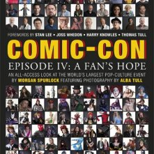 Comic-Con Episode Four: A Fan's Hope, la locandina del documentario diretto da Morgan Spurlock