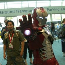 Comic-Con Episode Four: Iron Man al Comic-Con di San Diego
