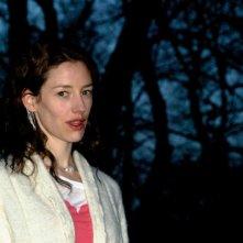 Girl model: Ashley Arbaugh, talent scout di giovani modelle russe, in una scena del documentario