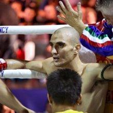 Grazia e furore, un'immagine del documentario di Heidi Rizzo sul Muay Thai