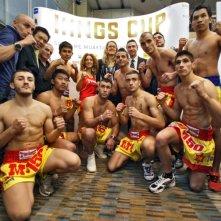 Grazia e furore, un'immagine del documentario di Heidi Rizzo sulla boxe thailandese