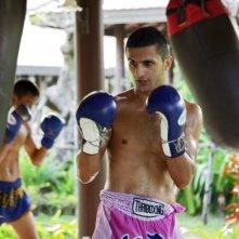 Grazia e furore: un'immagine del documentario sulla boxe thailandese di Heidi Rizzo