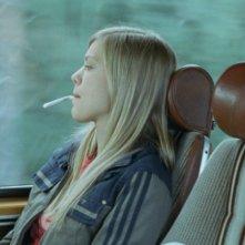 Helene Bergsholm in una scena hot del film Turn Me On, Goddammit!