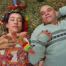 Locos, un'immagine dei due protagonisti del film