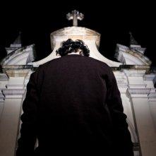 Locos, una scena tratta dal film del cineasta colombiano Harold Trompetero