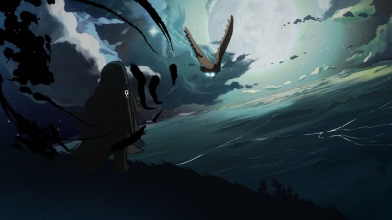 The dark side of the sun, una scena animata tratta dal documentario di Carlo Hintermann