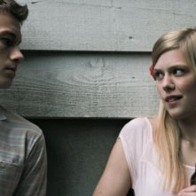 Turn Me On, Goddammit!: Matias Myren e Helene Bergsholm in un'intensa scena del film