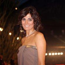 Valeria Solarino elegantissima ospite del Festival di Roma 2011