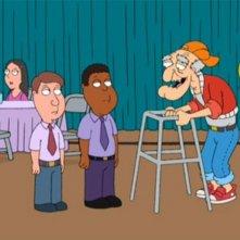 I Griffin: Herbert in una scena dell'episodio I due volti della passione