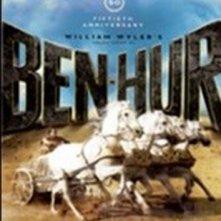 La copertina di Ben Hur - Collector's edition (blu-ray)