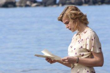 Micaela Ramazzotti in un'immagine del film Il cuore grande delle ragazze