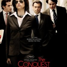 The Conquest (La conquête): poster USA