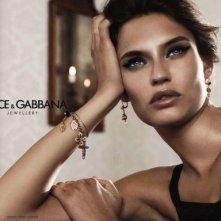 Bianca Balti per Dolce & Gabbana, nel 2011