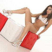 Floriana Messina in una immagine sexy