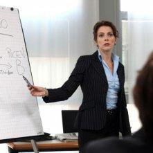 Il mio domani: Claudia Gerini nei panni di Monica, manager del settore delle risurse umane