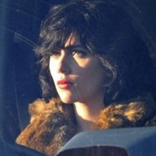 Scarlett Johansson in una scena di Under the Skin