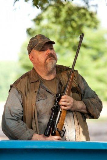 The Walking Dead: Pruitt Taylor Vince nell'episodio Sangue del mio sangue