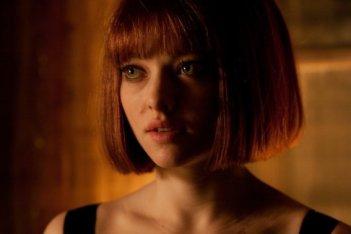 Amanda Seyfried in una sequenza di In Time
