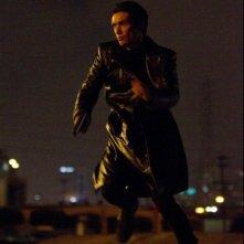 Cillian Murphy in 'In Time' - Una scena del film