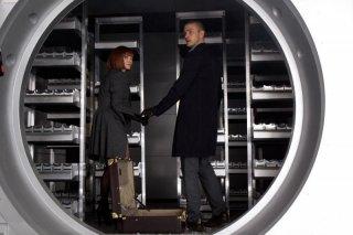 In Time: Justin Timberlake accanto ad Amanda Seyfried in una sequenza
