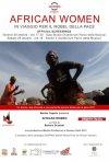 Locandina italiana di African Women - In viaggio per il Nobel della Pace