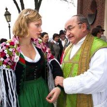 Rosalie Thomass nella commedia tedesca Eine ganz heiße Nummer