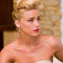 Una splendida Amber Heard in The Rum Diary