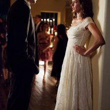 Much Ado About Nothing: Alexis Denisof e Amy Acker in una scena