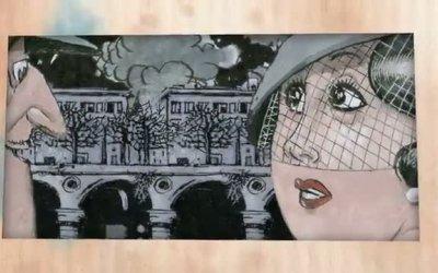 Trailer - Tormenti - Film disegnato