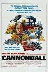 Cannonball: la locandina del film