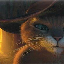 Il gatto con gli stivali: il protagonista del film della Dreamworks