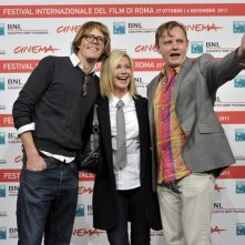 Roma 2011: Olivia Newton-John, Stephan Elliott e Kris Marshall presentano A Few Best Men