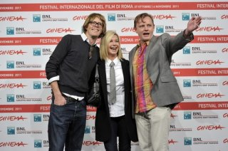 Roma 2011: Olivia Newton-John, Stephan Elliott e Kris Marshall presentano A Few Best Men