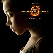 The Hunger Games: Character Poster per Rue/Amandla Stenberg