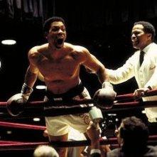 Will Smith in una scena del film Ali