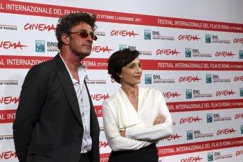 The Woman in the Fifth: Pawel Pawlikowski e Kristin Scott Thomas presentano il film a Roma 2011
