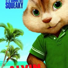 Alvin and the Chipmunks: Chip-Wrecked: Character Poster 2