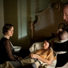Boardwalk Empire: Enid Graham e Paz de la Huerta in una scena dell'episodio The Age of Reason